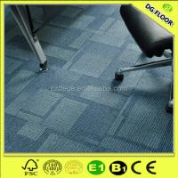 Washable Contec Carpet Tiles/ 100% Nylon Carpet Tiles With ...