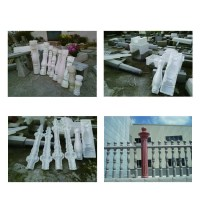 Plastic Concrete Baluster Fence Mould For Sale - Buy ...