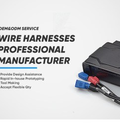 dongguan edgar auto parts ltd wire harness for vehicle wire assembly for industry [ 1200 x 750 Pixel ]