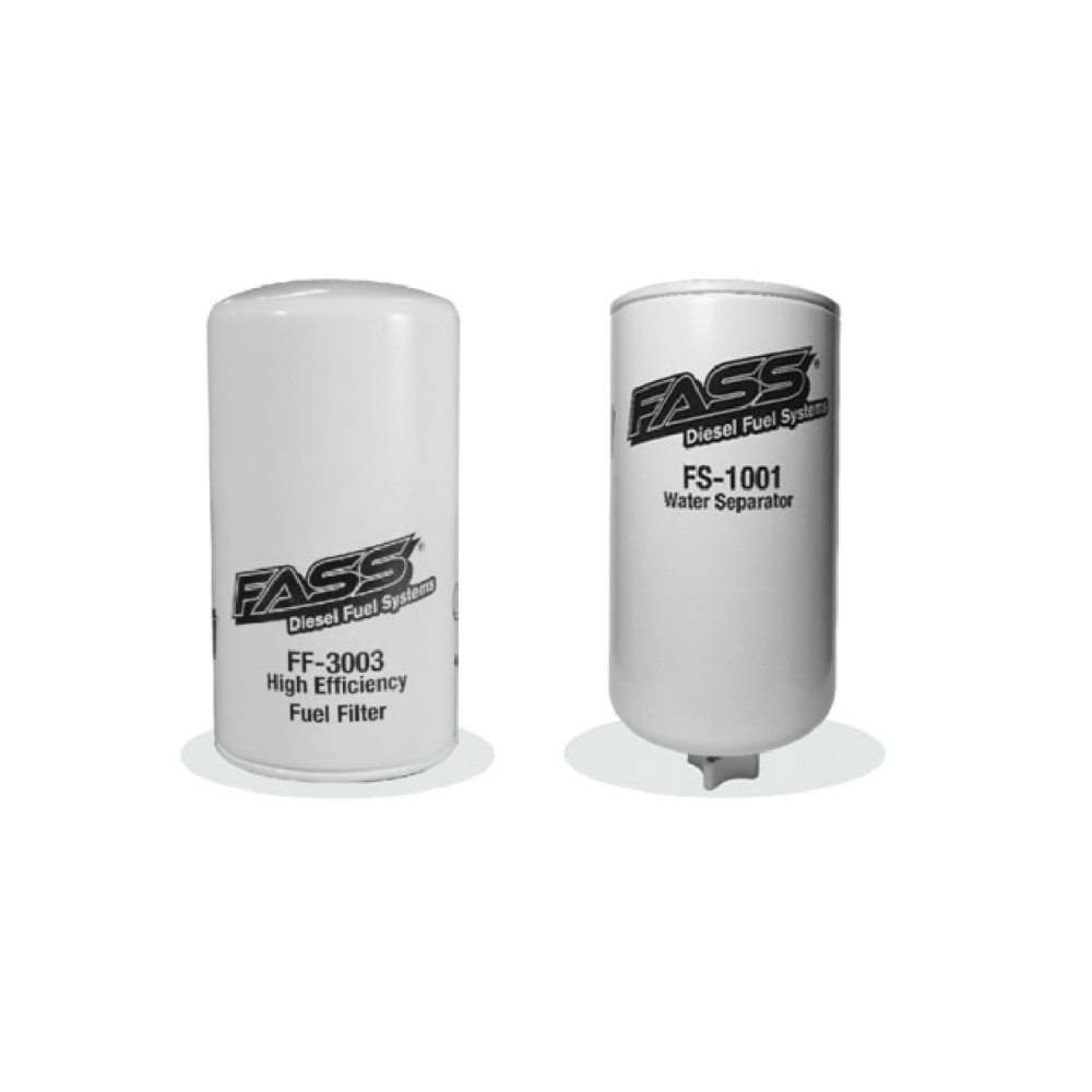 medium resolution of get quotations fass titanium series fuel filter and water separator combo with ff 3003 fuel filter and