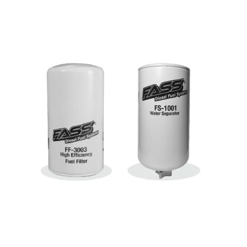 small resolution of get quotations fass titanium series fuel filter and water separator combo with ff 3003 fuel filter and