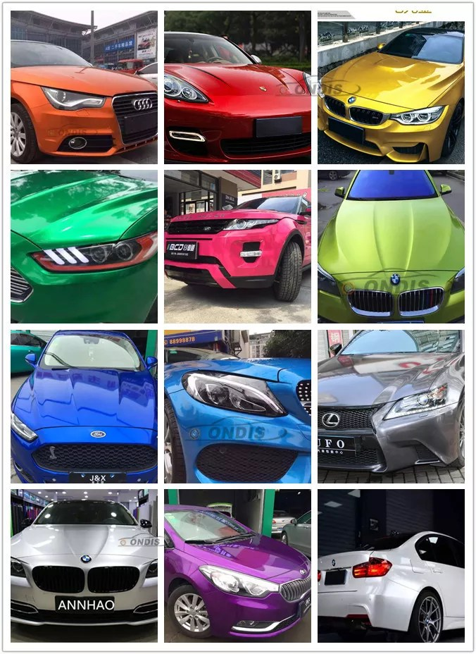 Candy White Car Paint : candy, white, paint, 1.52*18m, Glossy, Candy, White, Vehicle, Vinyl, Gloss, Wrap,Car, Vynil, Product, Alibaba.com