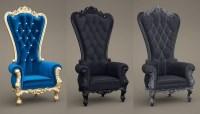 Antique High Back Chair | Antique Furniture