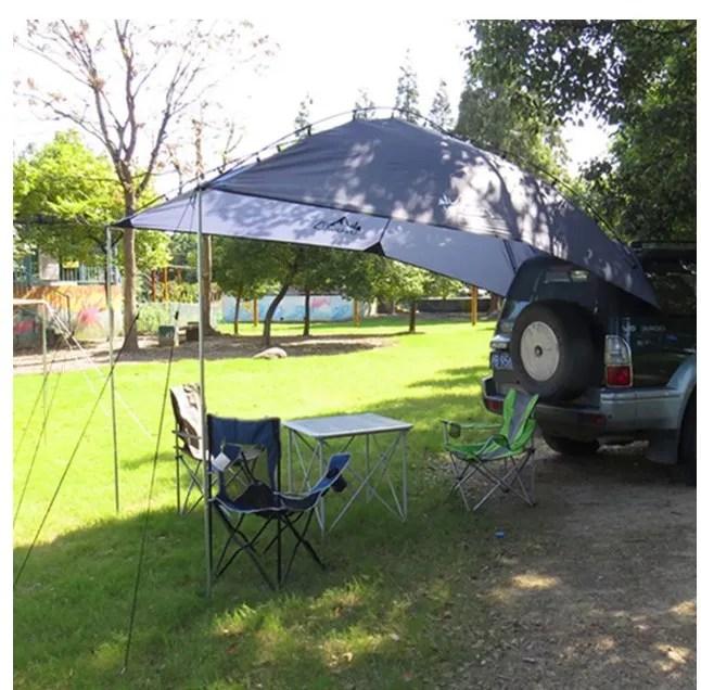 tente de camping portable pour 4 personnes abri pour camion remorque auvent pour voiture pare soleil buy car trailer tent camping car tents car