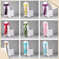Cheap Wedding Chair Sashes/chair Decorative Sashes/party ...