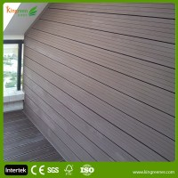 Waterproof Exterior Wpc Wall Cladding Panel For House ...