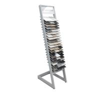 Simple Design Flooring Iron Ceramic Tile Show Stand ...