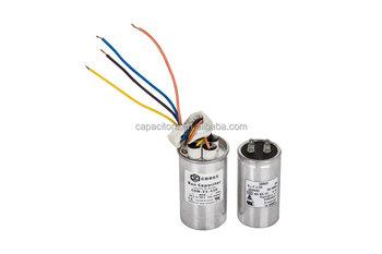 Air Conditioning Capacitor Ac Motor Running Cbb65