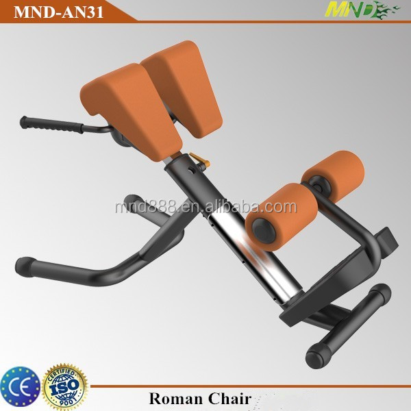 commercial gym roman chair grey bucket equipment machine buy