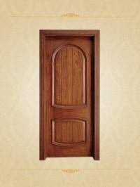 Wholesale 2017 Latest Design Door Solid Oak Wood Interior