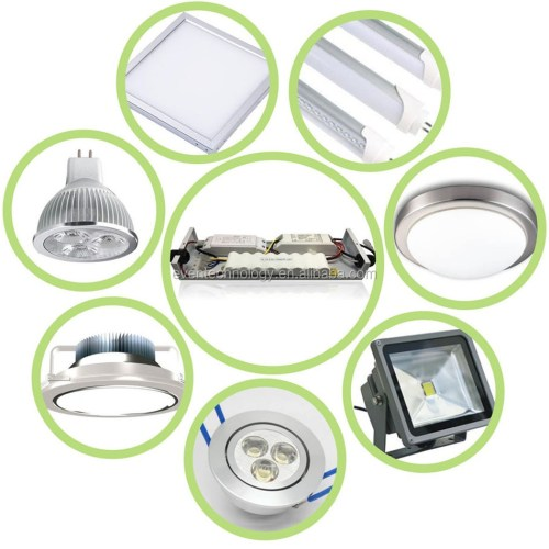 small resolution of 54w led light fixture emergency kit 12v d 4 5ah ni cd rechargeable battery pack