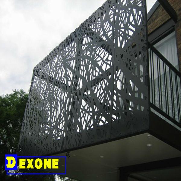 Power Coating Aluminium Panels For Building Wall