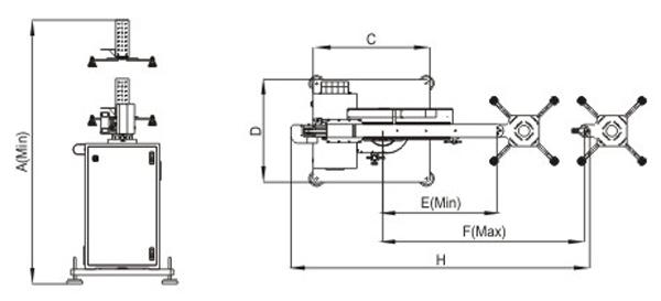 China Manufacturing Stamping Machinery Used Robot, View
