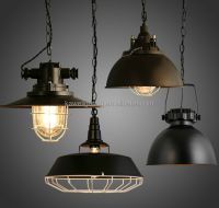 Pendant Light Rural Industrial Loft Style Personality ...