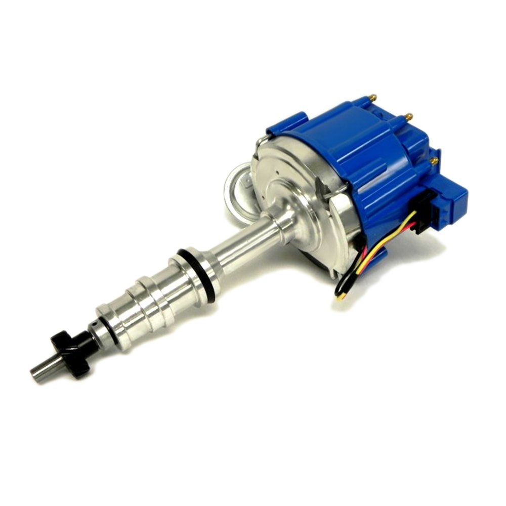hight resolution of get quotations assault racing products 1039013 ford bbf fe v8 50k one wire hei distributor 352 360 390