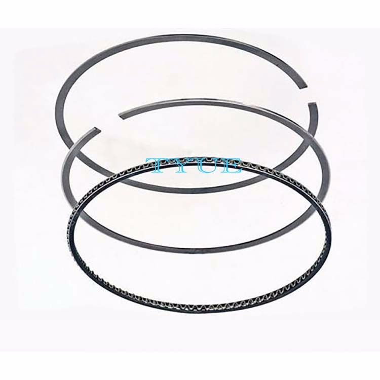 Hot Selling engine Spare Parts 6d170 piston Ring 6162-33