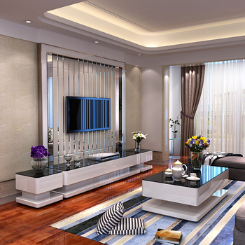 living room tv stand wall unit design for in india modern fashion furniture television showcase cabinet buy product on alibaba