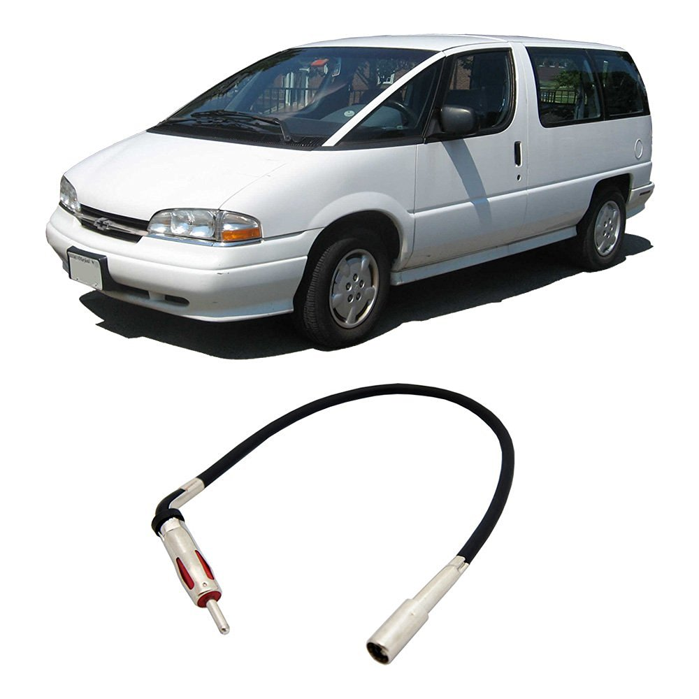 hight resolution of get quotations chevy lumina apv 1990 1996 factory stereo to aftermarket radio antenna adapter