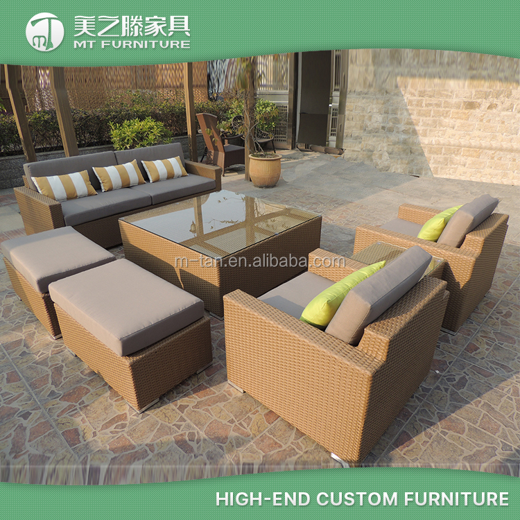 Wholesale Resin Wicker Patio Furniture