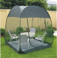 Green Color Pop Up Screen Room Large Mosquito Net Tent ...