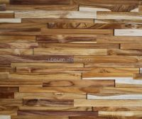 Interior Decoration Wall Covering Wooden Panel