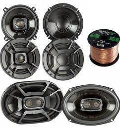 get quotations 2x polk audio db522 5 25 inch 300 watt 2 way speakers 2x [ 1500 x 1500 Pixel ]