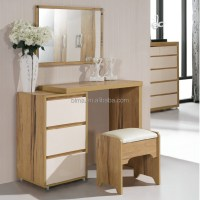 Modern Dressing Table With Mirrors Mdf - Buy Modern ...
