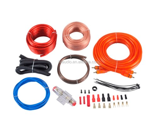 small resolution of jld cable car audio amplifier installation 8ga amp wiring kits