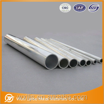 5052 Aluminium Large Diameter Seamless Thin Wall Pipe/tube