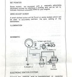 cnspeed 3 75 universal electronic 80mm blue led tachometer rpm gauge 0 8000 rpm [ 1000 x 1453 Pixel ]