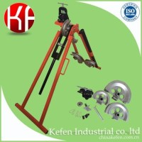 Small Manual Lowes Tube Bender For 20/25/32mm Conduit