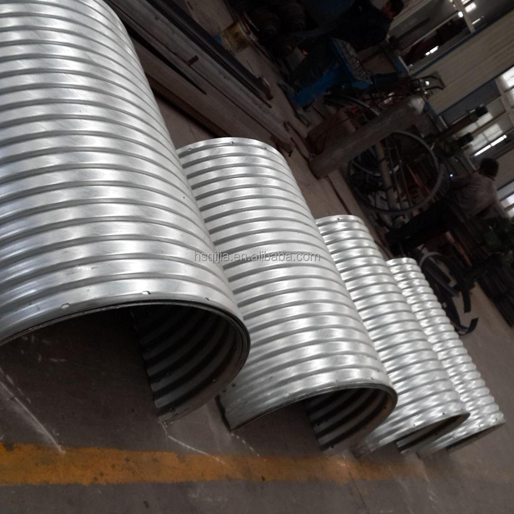 Corrugated Metal Pipe,Storm Water Drainage,Culvert,Drain
