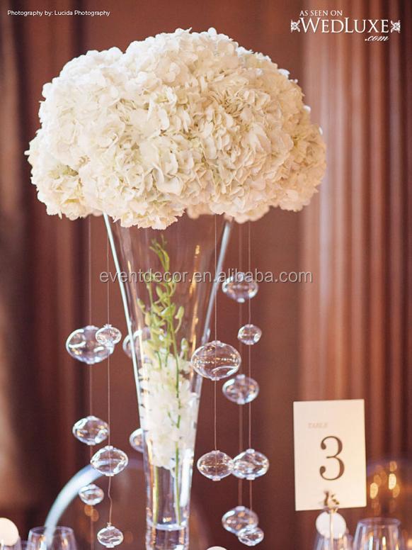Quick Wedding Centerpieces
