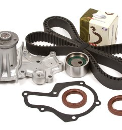 get quotations evergreen tbk212wpt suzuki chevrolet geo 1 6l g16b sohc timing belt kit water pump [ 2048 x 1536 Pixel ]