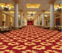Chinese Axminster Hotel Ballroom Carpets Modern Carpet