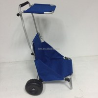 Aluminum Fishing Cart - Buy Aluminum Beach Chair With Cart ...