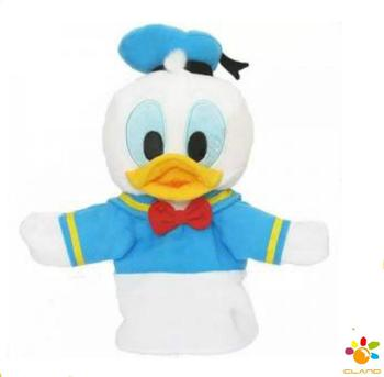 donald duck hand puppet