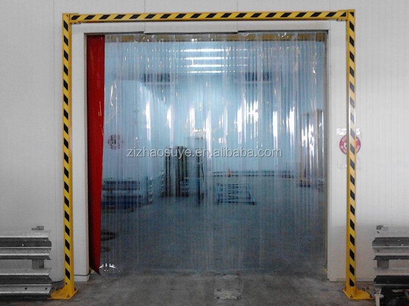 Zizhao Clean Room Pvc Strip Curtains Strip Curtains Vinyl Air