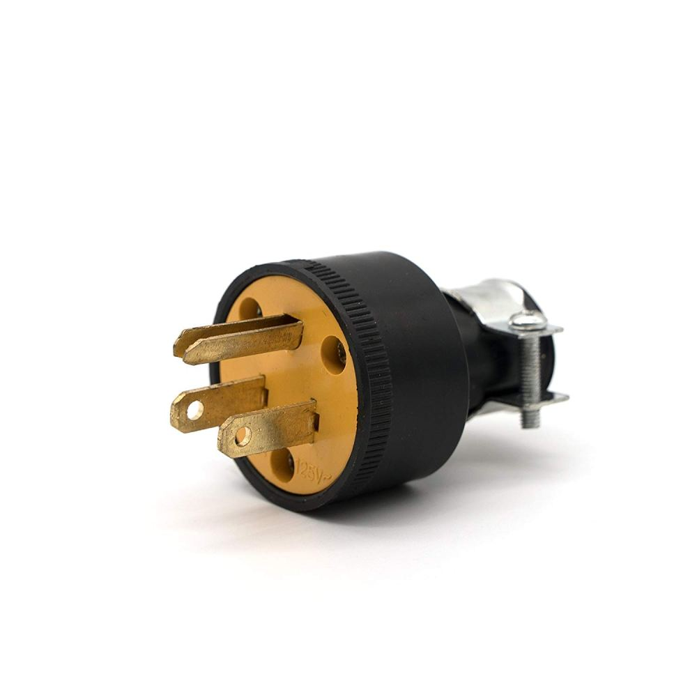 medium resolution of get quotations ram pro 3 wire replacement male electrical plug house extension cord heavy duty replacement