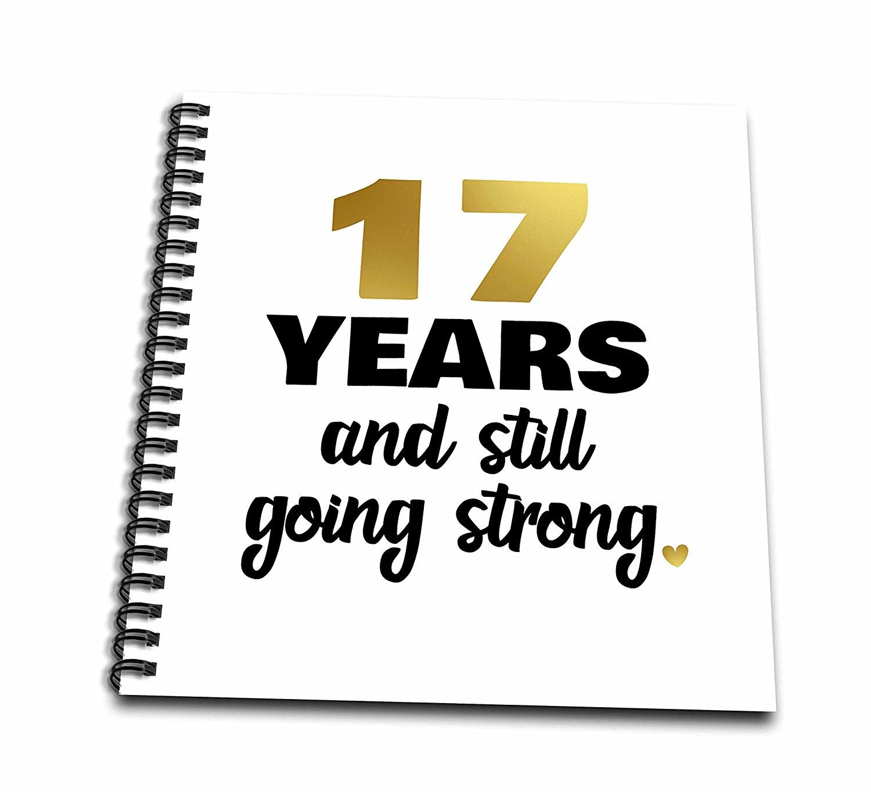 cheap 17th year anniversary