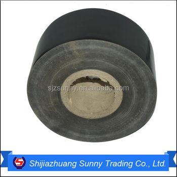 0.3mm Black Underground Pipe Wrap Tape