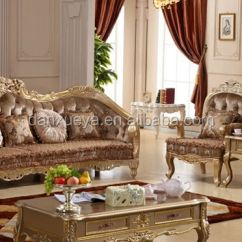 Wood Frame Living Room Furniture Diy Side Table Danxueya Russian Style Ornate Bedroom High Quality