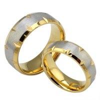 Modern Wedding Ring Jewelry Stainless Steel Fashion Design ...