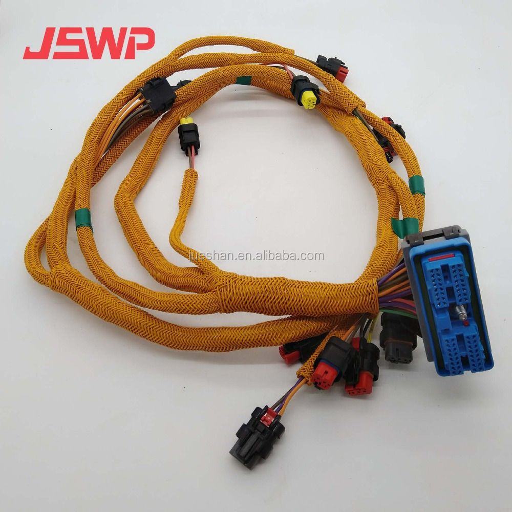 hight resolution of engine wiring harness 296 4617 for caterpillar cat 320d c6 4 engine
