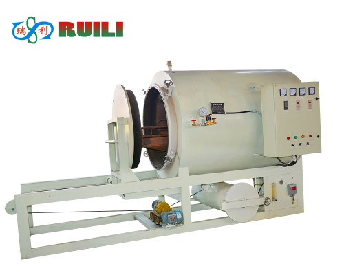 small resolution of clean plastic granulate machine filter pyrolysis vacuum cleaning furnace