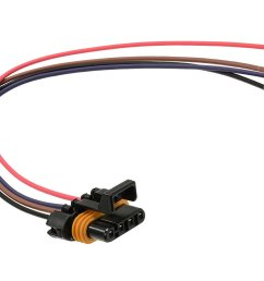 1 x ls1 ls6 ignition coil wiring harness pigtail connector gm camaro [ 1500 x 1125 Pixel ]