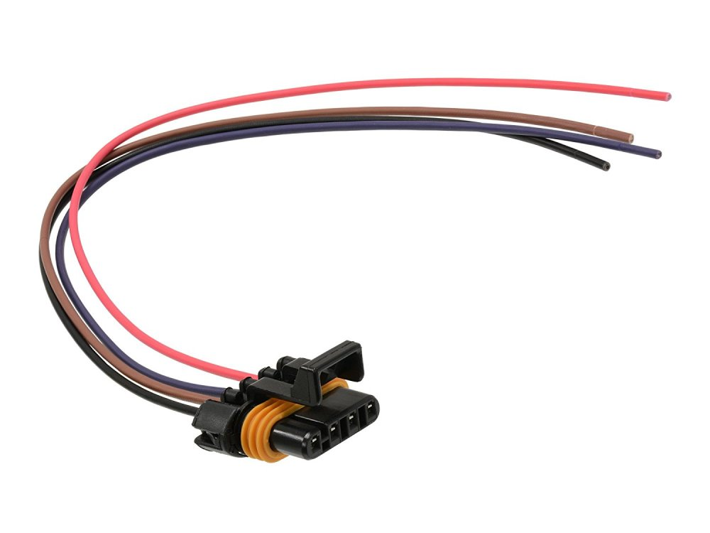 medium resolution of 1 x ls1 ls6 ignition coil wiring harness pigtail connector gm camaro