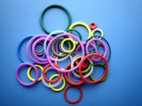 Small Rubber O Ring Copper Dental O Ring