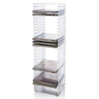 Acrylic Cd Tower Cd Storage Box,Custom Acrylic Dvd Case ...