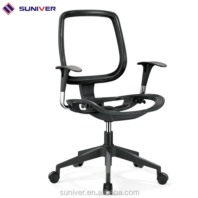 ergonomic chair comfortable white parsons parts chairs quality modern swivel office